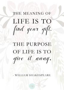 Shakespeare citat